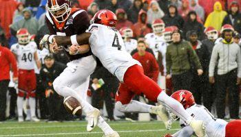 COLLEGE FOOTBALL: DEC 31 Military Bowl - Cincinnati v Virginia Tech