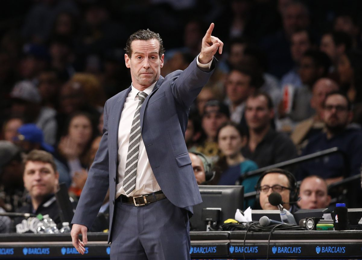 Kenny Atkinson | Brooklyn Nets