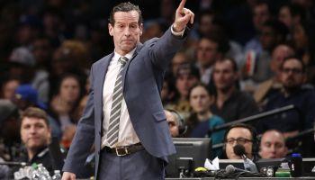 Kenny Atkinson | Brooklyn Nets