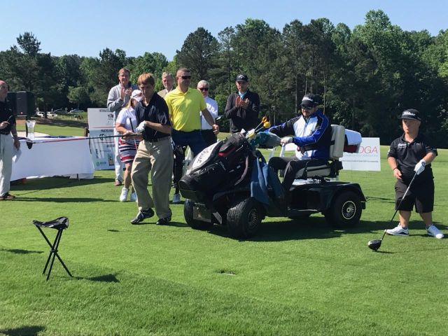 ESPN Richmond At The US Disabled Golf Association Championship