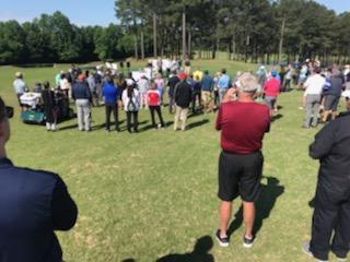 ESPN Richmond At The US Disabled Golf Association Championship