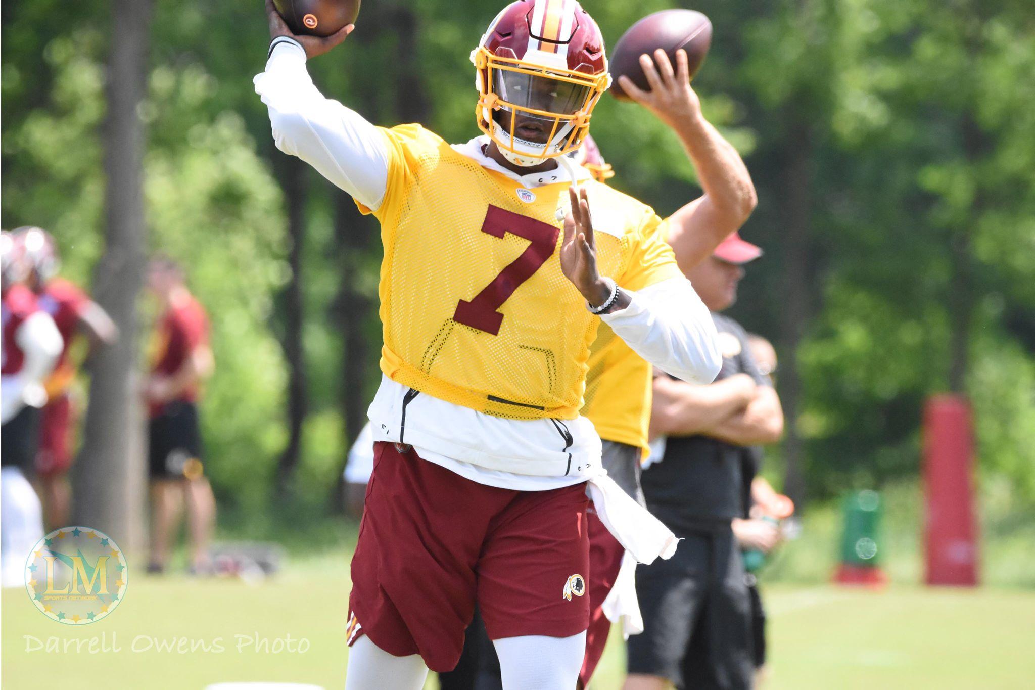 Dwayne Haskins | Redskins
