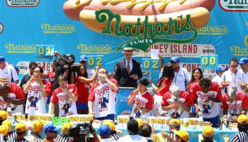 2017 Nathan's Famous International Hot Dog Eating Contest