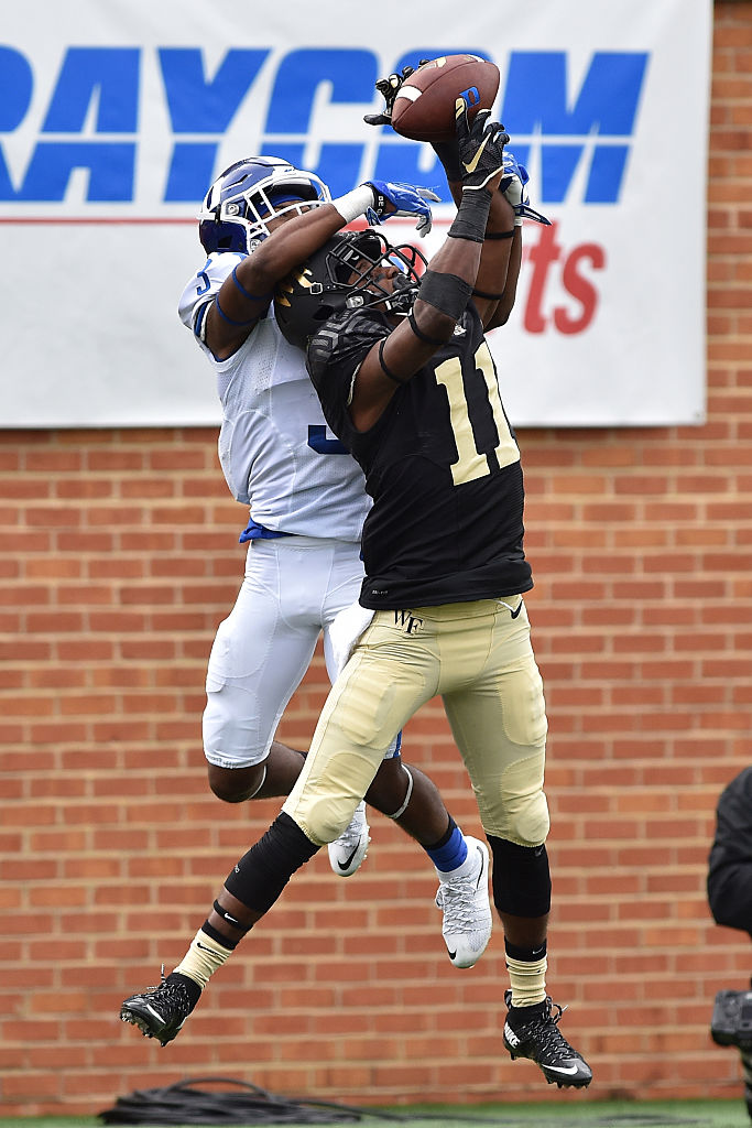 Duke v Wake Forest