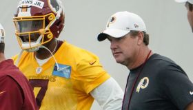 NFL: MAY 11 Redskins Rookie Mini-Camp
