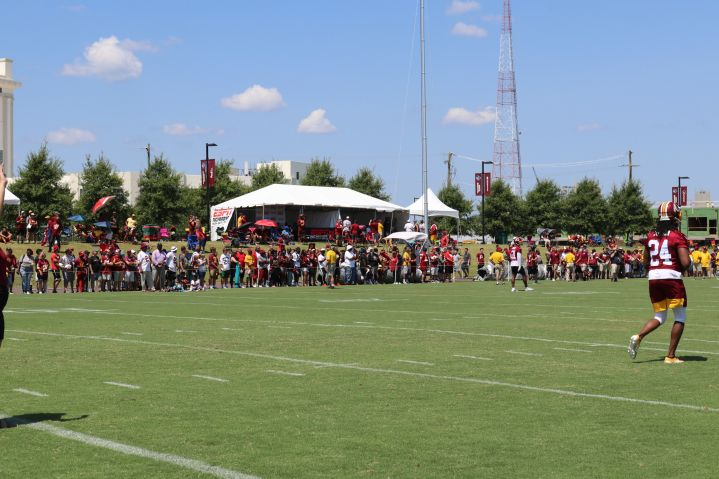 Redskins Training Camp 2019