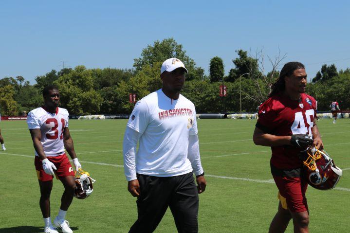 Redskins Training Camp 2019