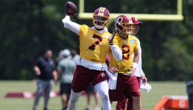 NFL: MAY 20 Washington Redskins OTA
