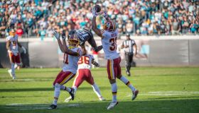 NFL-Washington Redskins at Jacksonville Jaguars