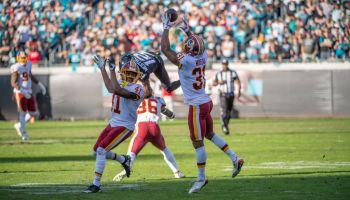 NFL-Washington Redskins at Jacksonville Jaguars