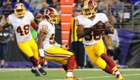 NFL: AUG 29 Preseason - Redskins at Ravens