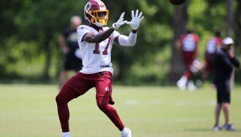 NFL: MAY 20 Washington Redskins OTA