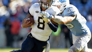 Georgia Tech v North Carolina