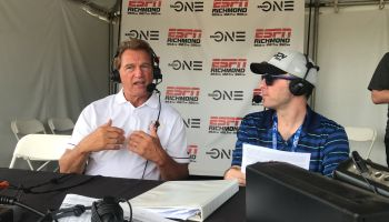 Joe Theismann with Matt Josephs