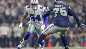 NFL: JAN 05 NFC Wild Card - Seahawks at Cowboys