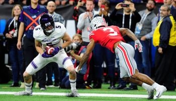 COLLEGE FOOTBALL: DEC 01 Big Ten Championship Game - Northwestern v Ohio State