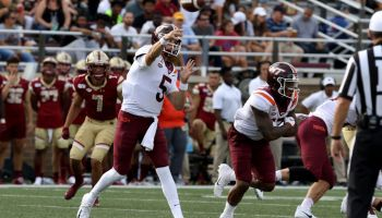 COLLEGE FOOTBALL: AUG 31 Virginia Tech at Boston College