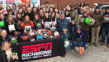 ESPN Richmond Cheer & Gear 2019