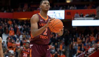 COLLEGE BASKETBALL: JAN 07 Virginia Tech at Syracuse