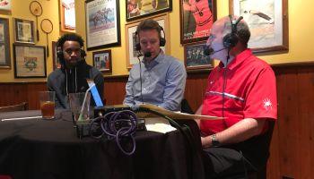Spider Talk with Chris Mooney, Nick Sherod