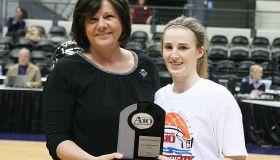 NCAA BASKETBALL: MAR 09 Atlantic 10 Women's Basketball Championship - Fordham v Dayton
