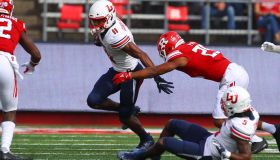 COLLEGE FOOTBALL: OCT 26 Liberty at Rutgers