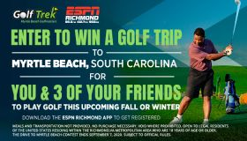 Local: Drive to Myrtle Beach Golf Trip Update_RD Richmond WTPS_August 2020