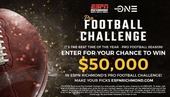 Pro Football Challenge_RD Richmond WXGI_September 2020